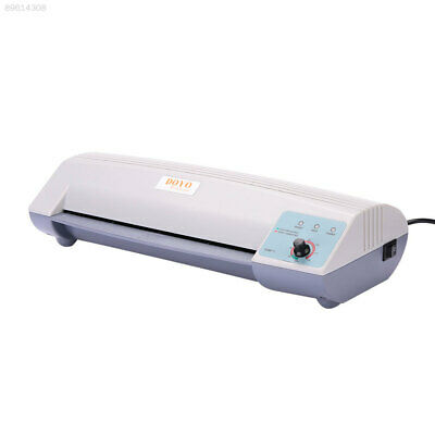 9D74 Thermal Laminator A4 Photo Laminating Paper Film Document Roll Machines
