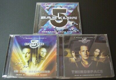 Babylon 5 CD Collection: Messages from Earth, Thirdspace, In the Beginning