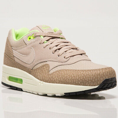 c806b03ef3 Nike Air Max 1 Premium Men's New String Casual Shoes Last Size 7 US 512033-