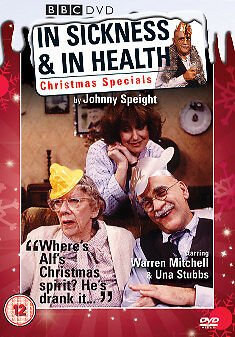 In Sickness And In Health - The Christmas Specials (DVD, 2008)