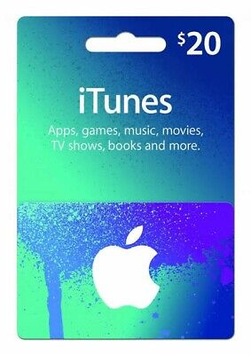 Australian iTunes Gift Cards $20 - Email Delivery