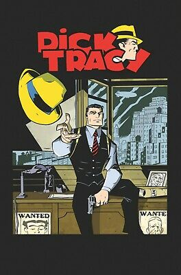 Dick Tracy Forever #1 Cover A (Oeming) IDW Comics PREORDER - SHIPS 24/04/19