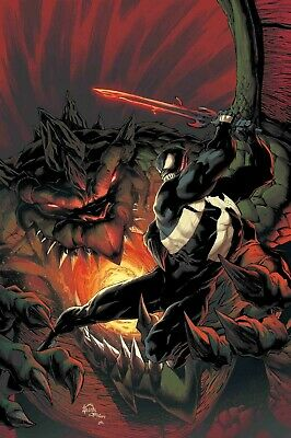 Venom #13 Cover A (War of the Realms) Marvel Comics PREORDER - SHIPS 24/04/19