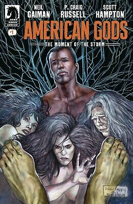 American Gods: The Moment of The Storm #1 Cover A PREORDER - SHIPS 17/04/19
