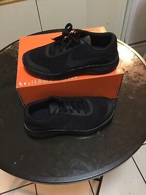 d60049badcf8 New nike flex experience 7 kids running sneakers size 4.5y color black
