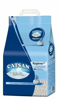 Catsan Hygiene Cat Litter Non Clamping 10/20 Litre Absorbs Before Odour Develops