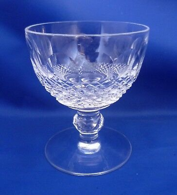 """A Waterford Crystal 'colleen' 3 5/8"""" Liqueur Cocktail Glass"""