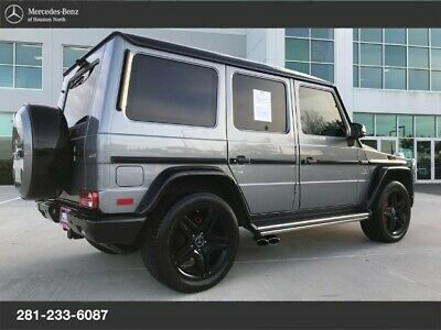 2018 Mercedes-Benz G-Class G63 AMG, NIGHT PKG, MBCPO G63 AMG, MB CERTIFIED PRE-OWNED WARRANTY, NIGHT PACKAGE, CLEAN!!!