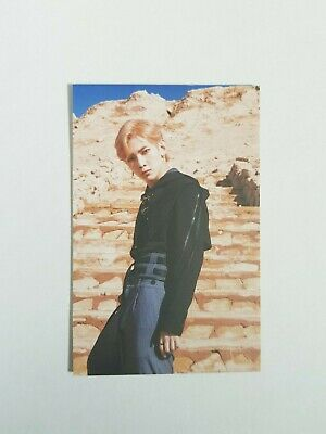 "K-POP ATEEZ Album ""TREASURE EP 1 : All To Zero"" Official Park SungHwa Photocard"