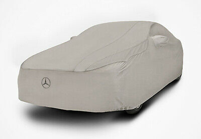 Mercedes-Benz Genuine OEM Car Cover 2015 to 2019 C-Class Sedan Sport AMG (W205)