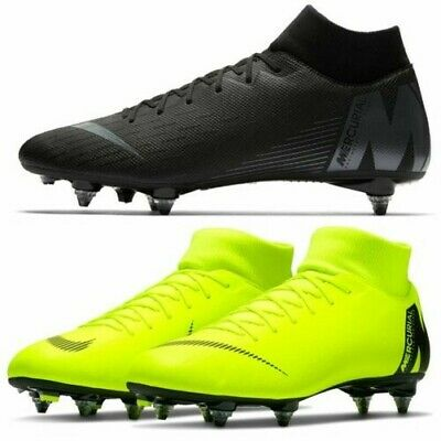 online store 2fb5c 5c694 Nike Mercurial Superfly Academy Df Chaussures Foot Terrain Souple Hommes