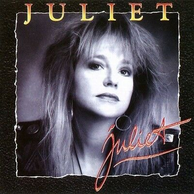 Juliet Self-Titled CD 1993 - Free Fast U.S. Shipping - Hard Rock from Germany