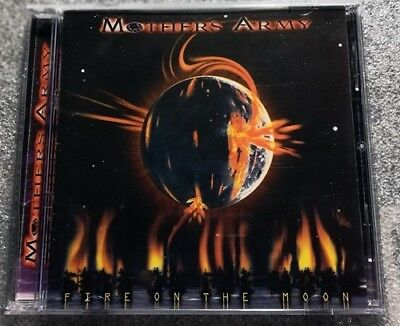 Mother's Army – Fire on the Moon CD - Free Fast U.S. Shipping