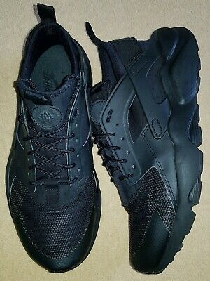 low priced 3adc5 5a143 Genuine Nike air huarache run ultra all black men s trainers size UK 8.5