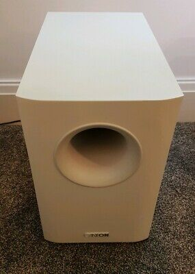 Canton Movie Series Active 100W Powered SUB SUBWOOFER for HOME CINEMA THEATRE +