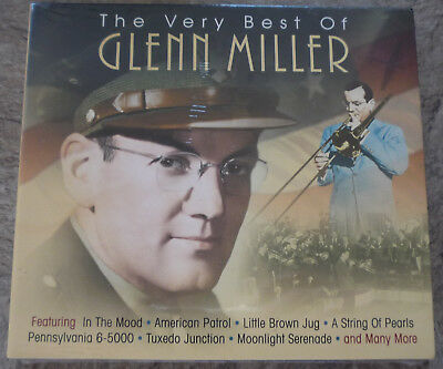 GLENN MILLER - The Very Best Of - Greatest Hits Collection 2 CD NEW Bargain NR