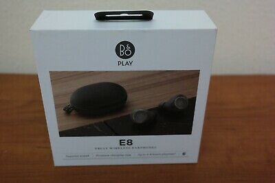 Bang & Olufsen Beoplay E8 Truly Wireless Bluetooth Earphones Charcoal Sand