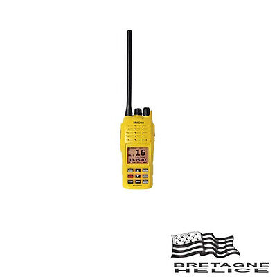 Vhf Portable Flottante Navicom Rt420Dsc Antenne Gps Integree