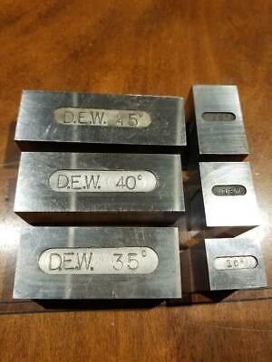 Machinists gauge blocks, sine blocks, IDK for sure what they are