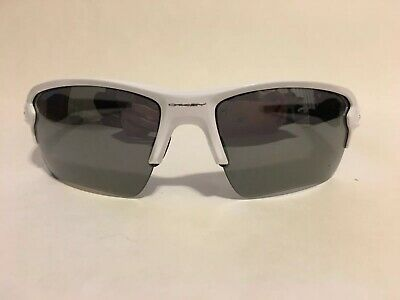 6ba6942094 New Oakley - Flak 2.0 XL - Black Iridium Lenses - Polished White - OO9188-