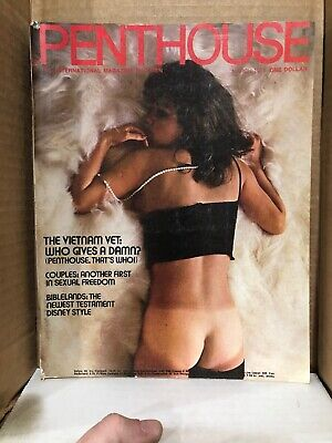 Penthouse March 1974 ~ POM Marie Ekorre ~ VERY GOOD!