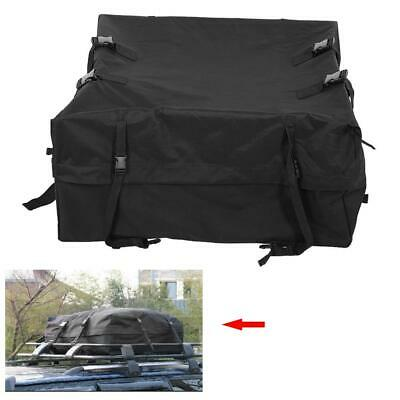Large Waterproof EVA Coating Roof Cargo Carrier Bag Car & Van Box Storage Travel
