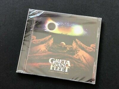 Greta Van Fleet [Anthem Of The Peaceful Army] - 2018 Brand New Cd Sealed