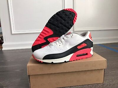 a6d72baf37721 DS 2012 Nike Air Max 90 EM Engineered Mesh White Black Infrared 10  554719-110