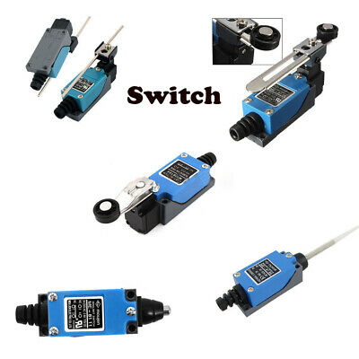 Hot Durable Waterproof Momentary Position Limit Micro Switch Enclosed