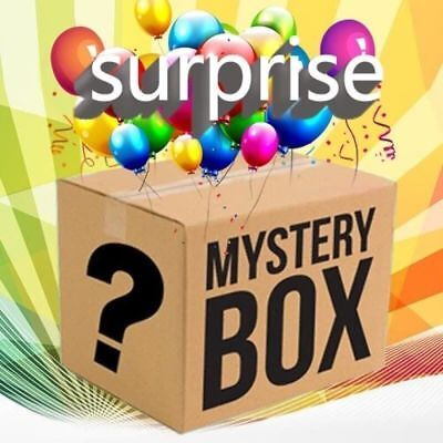 $9.99 Mysteries Electronics Box,Electronics, Accessories,Gadgets,Christmas Gift