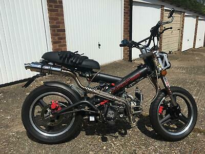 2 Rare One-off Collectible Motorcycles for Sale including a 2 Stroke Single
