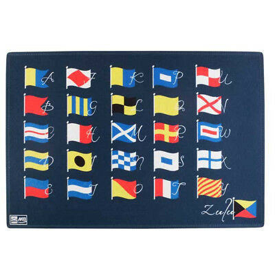 Tapis Antidérapant Abc Flags, Welcome Marine Business 41242