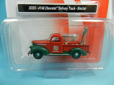 Classic Metal Works 30393 Chevrolet Tow Truck Sinclair 1:87