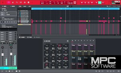 AKAI Professional MPC 2 [v2.4] (VST/AU/AAX) iLok License Software+Sound Content