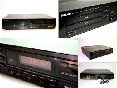 PIONEER PD-T303 Twin Tray Compact Disc Player