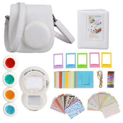 7 in 1 Instant Film Camera Accessories Bundles for Fujifilm Instax Mini 8