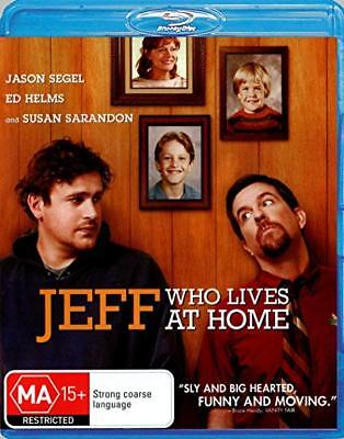 Jeff Who Lives at Home - Blu-ray Region B [New & Sealed]