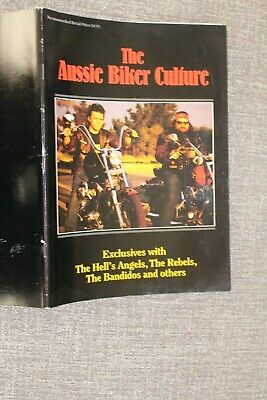THE AUSSIE BIKER CULTURE Exclusives with Hell's Angels, The Rebels, The  Bandidos