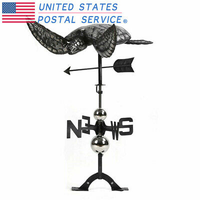 Outdoor Roof Home 3D Weather Vane Sea Turtle Figure Stainless Steel Ornaments