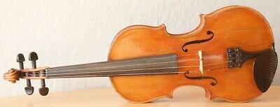 "Very old labelled Vintage violin ""Carlo Tononi 1729"" fiddle 小提琴 ヴァイオリン Geige"