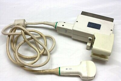 GE 348C Convex Probe For Loqiq Systems (used)