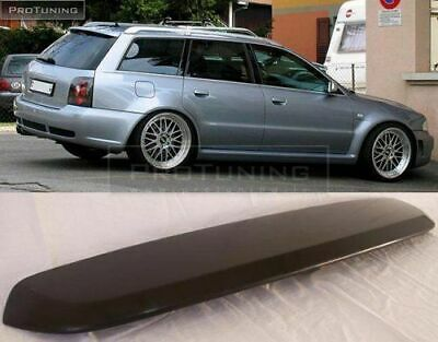 Audi A4 S4 B5 Avant Estate Roof Spoiler Rs4 Wing S4 Cover Allroad