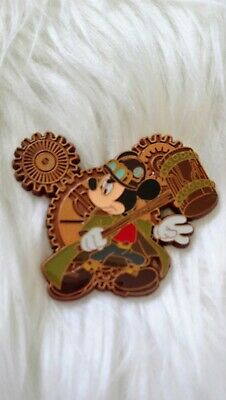 *Disney* Pin 77798: Mickey Mouse Gears Series - Mickey Mouse – LE250