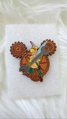 *Disney* Pin 77801: Mickey Mouse Gears Series - Tinker Bell – LE250