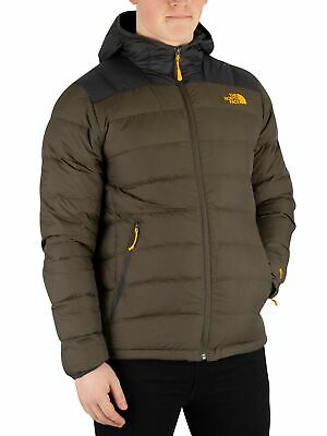 THE NORTH FACE Uomo Giacca con cappuccio M La Paz 62a8993fb1e