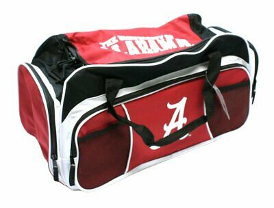 2c7c11621e Alabama Crimson Tide Duffel Travel Bag Sports Duffel Bag Tuck Style LARGE