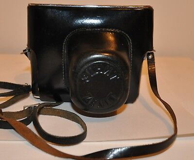 A Vintage Zenit B Camera Made In Ussr