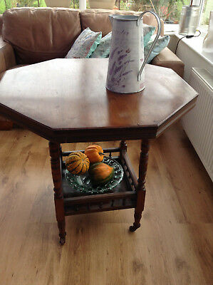 Edwardian Octagonal Occasional table
