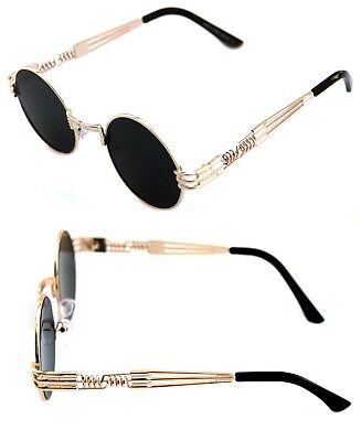 Round And Women's Boujee Men's Gold Shape Quavo Black Bad Hop Sunglasses Hip nwX8ON0kP