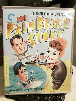 The Palm Beach Story (Criterion blu-ray, 1942)